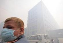 Дзержинские химзаводы скрывают вредные выбросы в тумане