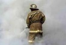 Заброшенное ПТУ горело в Дзержинске