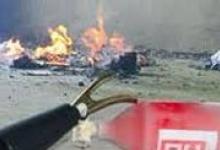 Автомобиль сгорел в Дзержинске в результате поджога