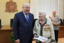 Житель Дзержинска получил звание Заслуженного ветерана Нижегородской области