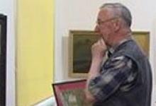В Дзержинске открылась выставка известного художника Алексея Аникина
