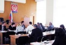 Городская Дума Дзержинска рассмотрит бюджет на 2012 год