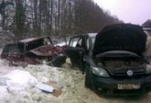 26-летний житель Дзержинска пострадал в ДТП