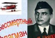Дзержинские школьники вспомнили о подвиге Валерия Чкалова