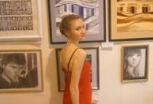В Дзержинске пройдет персональная выставка художницы Алены Конкиной