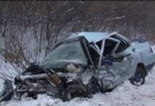 В Дзержинске человек погиб в автоаварии