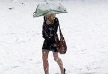 Холода в Дзержинске задержатся надолго