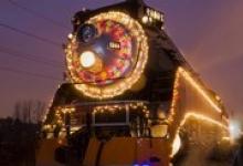 Новый год в поезде станет для дзержинцев сюрпризом