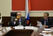 Глава Дзержинска Валерий Чумазин провел совещание с депутатами и чиновниками