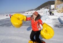 9 февраля в Дзержинске состоится праздник «Зимние забавы»