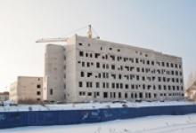 Перинатальный центр в Дзержинске откроется в 2014 году