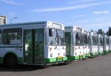 В Дзержинске на автобусы установят GPS-навигаторы