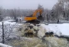 В Дзержинске поселок Бабино готов к сходу снега