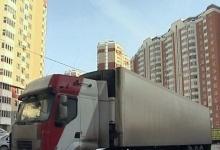 В Дзержинске запретят въезд большегрузного транспорта во дворы