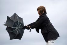 На Дзержинск надвигается шторм