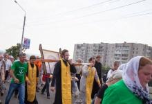 В Дзержинске 18 июня пройдет православный крестный ход