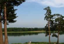 В Дзержинске пляж на Святом озере приняли в эксплуатацию