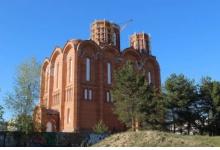 Нижегородская митрополия контролирует ход строительства Храма в честь Воскресени