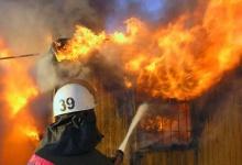 В заброшенной квартире на Черняховского заживо сгорел мужчина