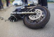 В Дзержинске мотоциклист сбил двух пешеходов