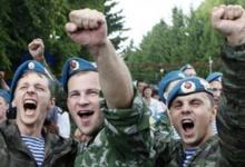 Завтра Дзержинск вместе со всей страной отметит День ВДВ