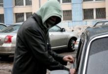 Житель Дзержинска задержан за кражу автомобиля в Московской области