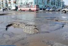 В Дзержинске отремонтируют дороги