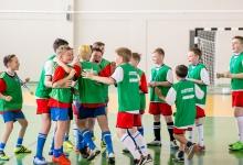 Детская футбольная команда из Дзержинска отправится на финал с участием Романа Ш