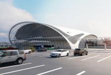 Опубликован проект станции «Дзержинск» ВСМ Москва – Казань