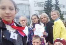 """Дзержинские """"пионеры"""" подружились в походе"""
