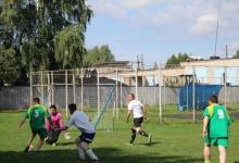 Полицейский из Дзержинска вошел в состав сборной команды ГУ МВД по футболу