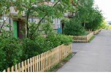 Благоустройство дворов в Дзержинске сдвинут с сени на весну