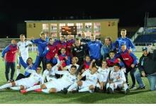 «Олимпиец» одержал победу над командой Премьер-лиги в Дзержинске