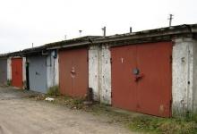 В Дзержинске обокрали гараж