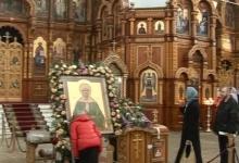 Сегодня в Нижний Новгород прибудет икона  Матроны