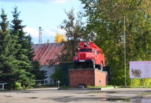 В Дзержинске пожарные сыграли в мини-футбол