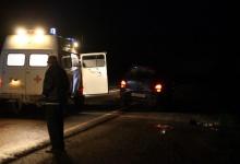 Пешеход пострадал в ночном ДТП в Дзержинске