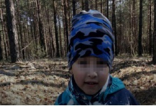 Четырехлетний Ярослав найден живым