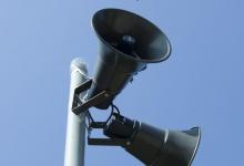 В Дзержинске проходит проверка системы оповещения