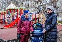 В Дзержинске появилась новая детская спортплощадка