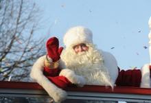 Сегодня – день рождения Деда Мороза