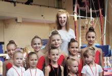 Тренер по художественной гимнастике Татьяна Румянцева из Дзержинска участвует в