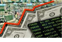 Стали известны курсы основных валют на валютной бирже ММВБ