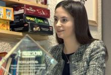 Алиса Шинкарук из Дзержинска победила во всероссийском конкурсе волонтеров