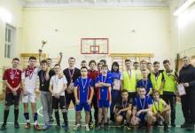 В Дзержинске прошел декабрьский турнир детской футбольной лиги