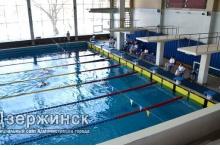 В Дзержинске пройдут соревнования по плаванию