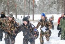 Школьники Дзержинска прошли «Сталинградский натиск»
