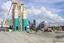 Асфальтовый завод угрожает целостности канализационного коллектора Дзержинска