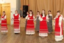 Сегодня в Дзержинске пройдет концерт  «Весна идет – весне дорогу»
