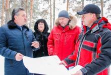 """Дмитрий Меснянкин: """"Проект по благоустройству территории рядом с Утиным озером в"""